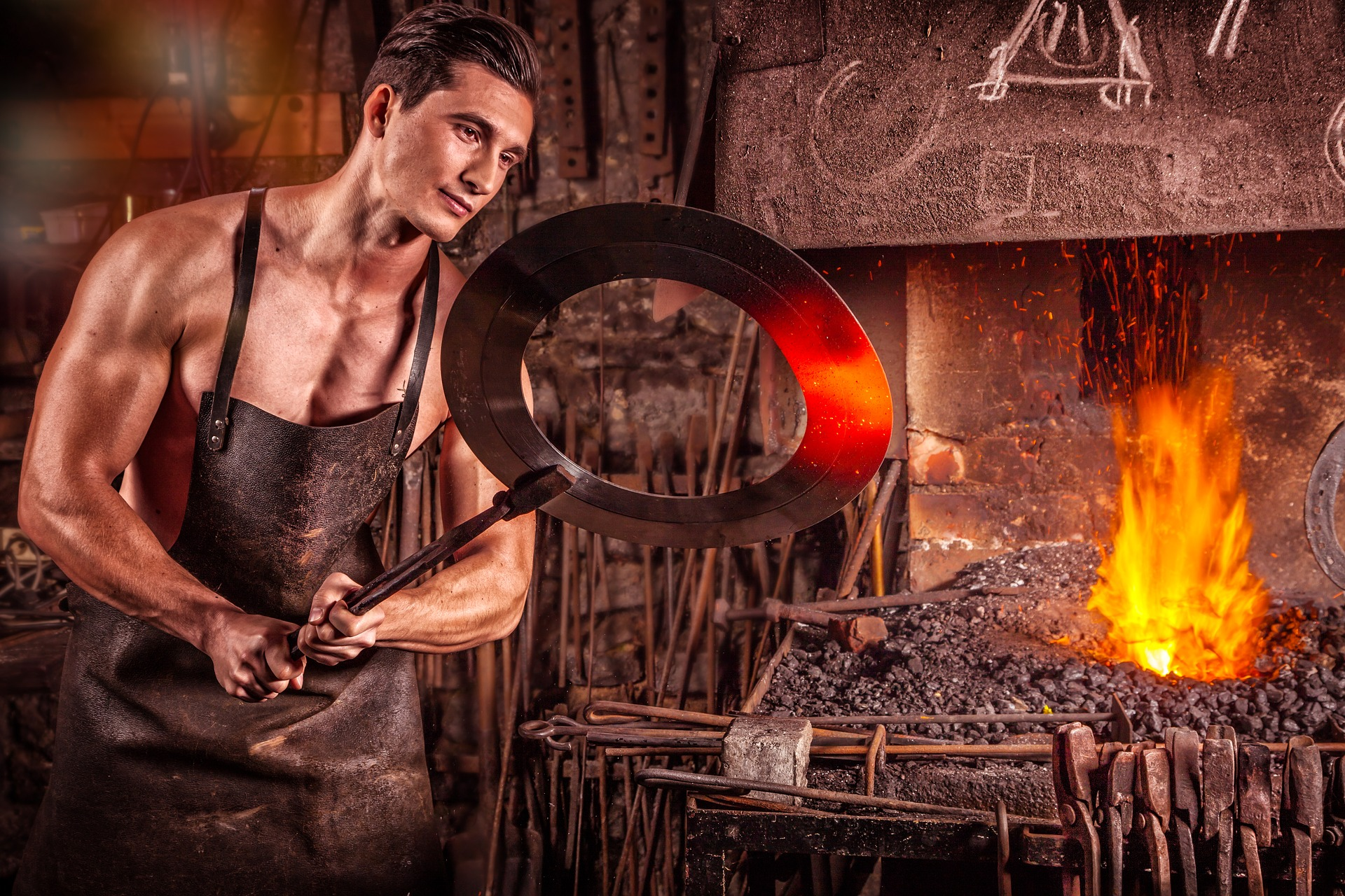 Communication on this topic: How to Do Blacksmithing, how-to-do-blacksmithing/